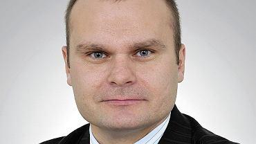 Maciej Grubski - senator Platformy Obywatelskiej