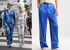 Spodnie piżamowe - stylizacje