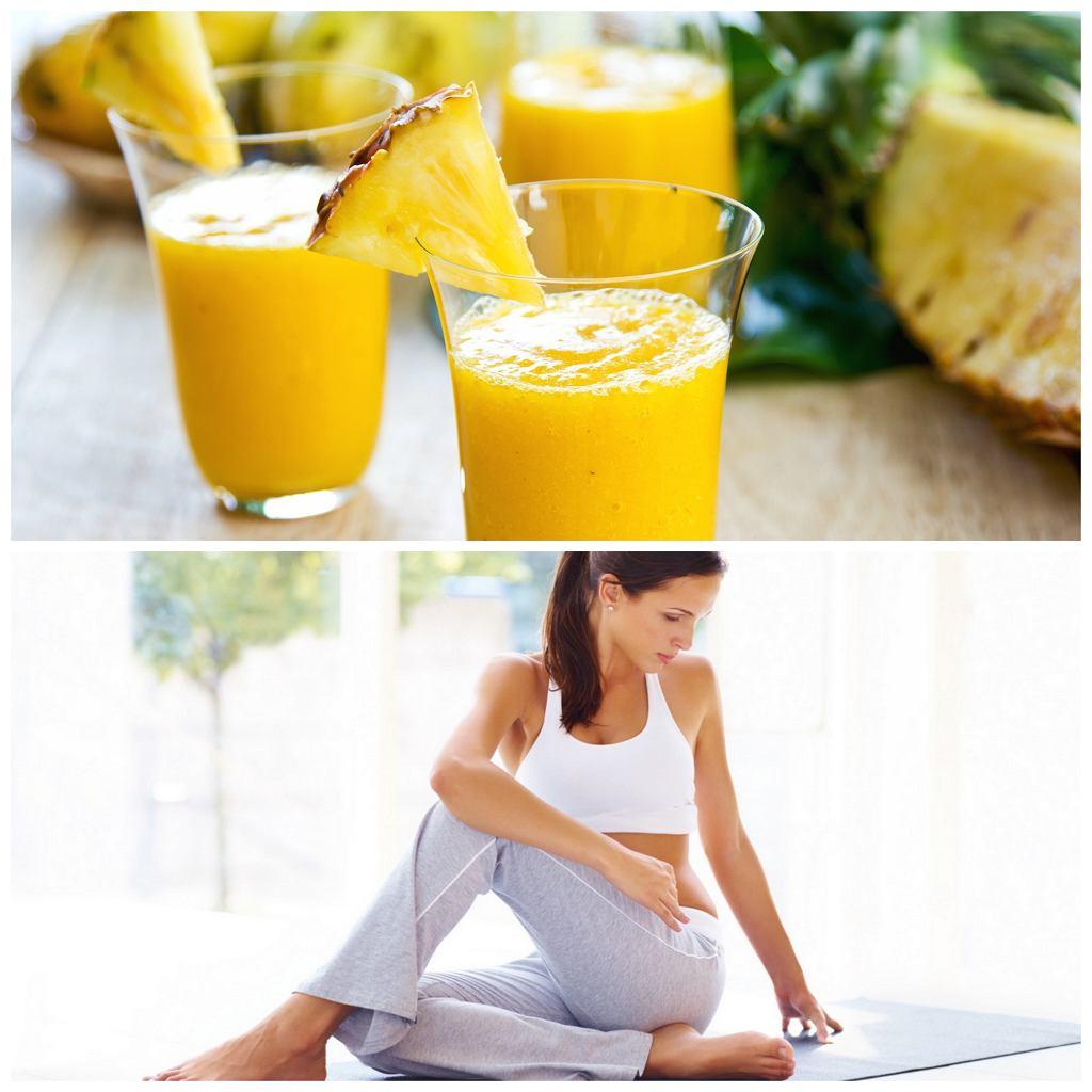Jak przygotować wodę z cytryną żeby pomogła schudnąć