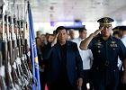 Prezydent Filipin wprowadził stan wyjątkowy na wyspie Mindanao, gdy w jednym z miast zawisły flagi Państwa Islamskiego