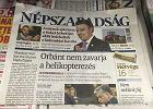 Węgierskie media w kagańcu rządzących
