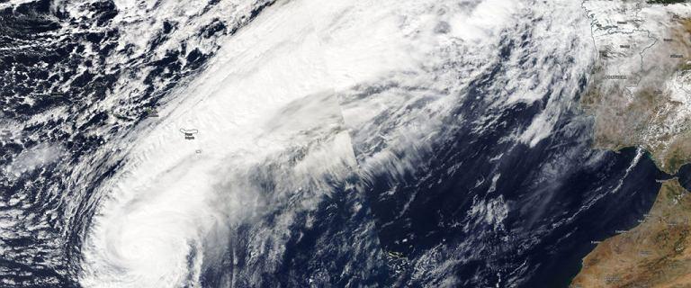 Tropikalna burza Leslie uderzyła w Portugalię. Tysiące domów bez prądu, setki powalonych drzew