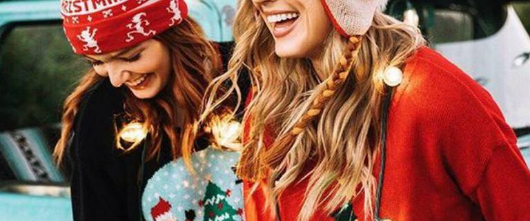 Swetry świąteczne: ciepłe i wygodne