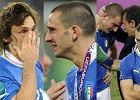 Wielcy przegrani EURO 2012. W�osi P�ACZ� i prze�ywaj� pora�k� z Hiszpani�!