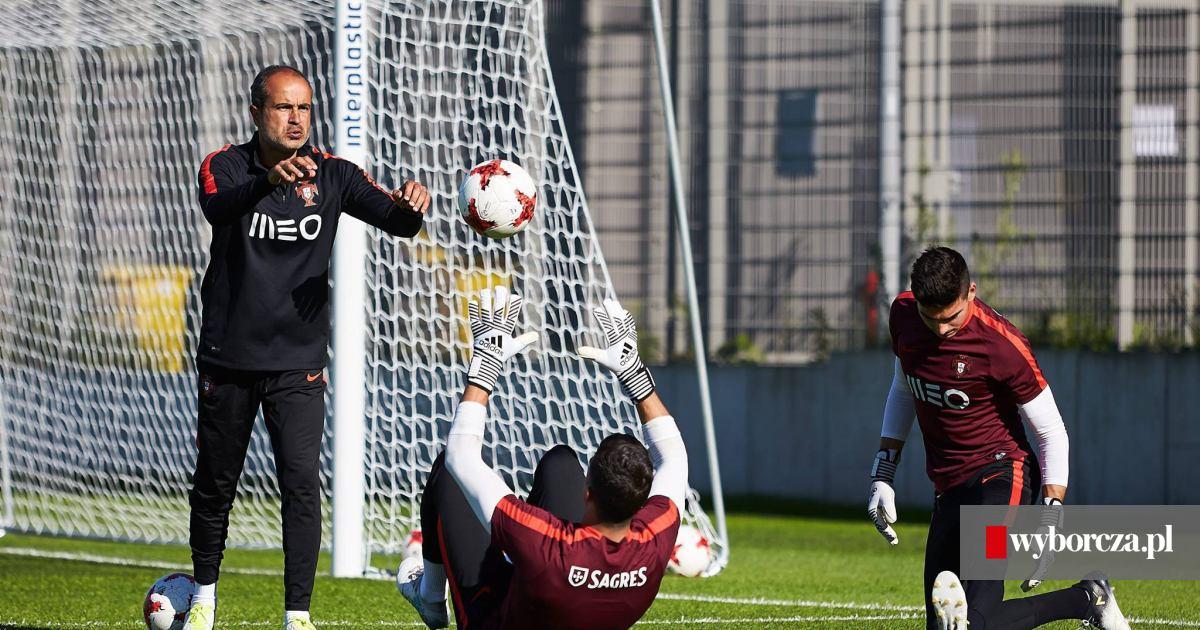 8b1d52cc9 Euro U21. Piłkarze reprezentacji Portugalii trenowali w Gdyni - zdjęcie nr 4