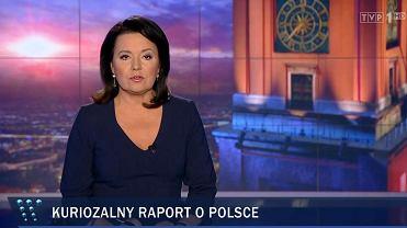 Kadr z fragmentu 'Wiadomości'