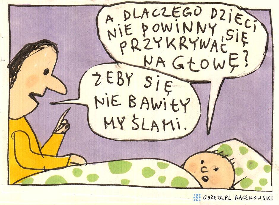 Marek Raczkowski dla Gazeta.pl - 15.09.2014 - rys. Marek Raczkowski