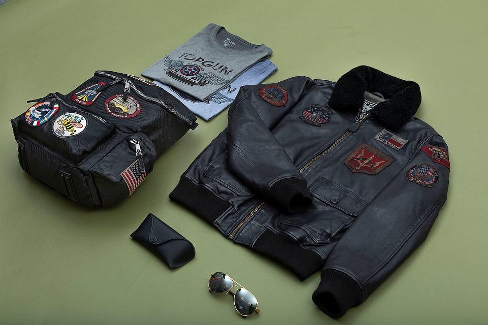 Kolekcja Ochnik inspirowana kultowym filmem Top Gun