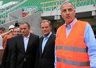 Wroc�aw straci� 313 mln z�? NIK masakruje za stadion