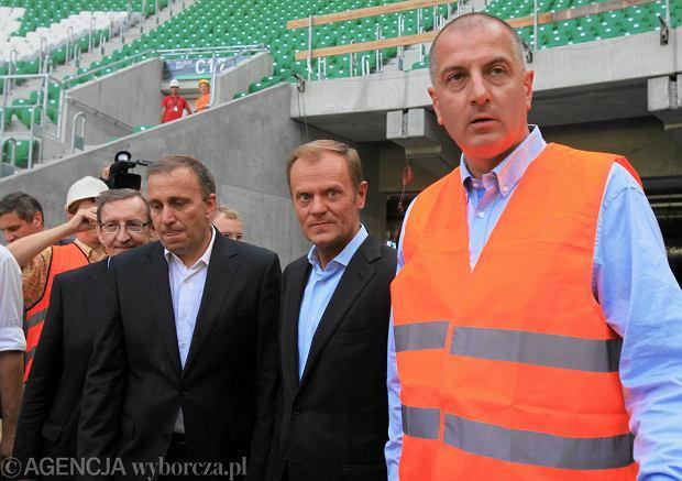 Zdjęcie numer 1 w galerii - Wrocław stracił 313 mln zł? NIK masakruje za stadion