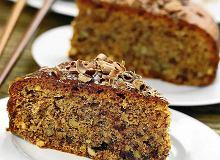 Ciasto migda�owo-czekoladowe - ugotuj