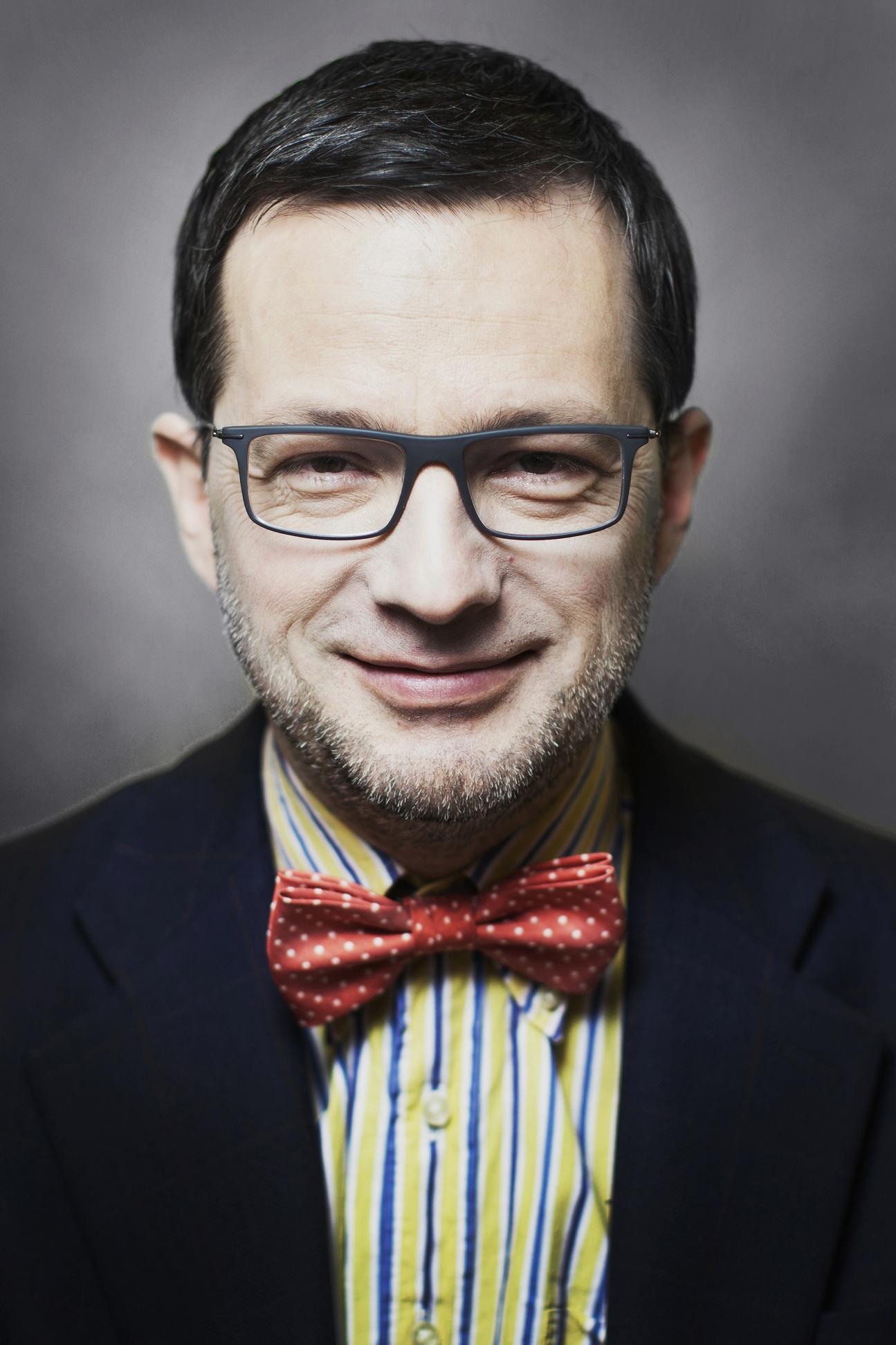 Jan Wróbel (fot. materiały prasowe)