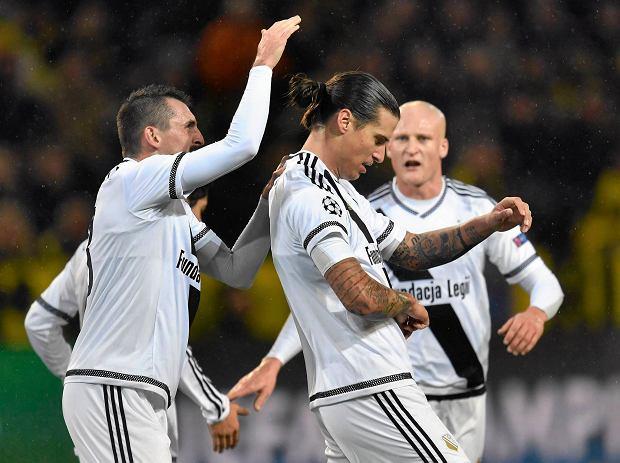 Legia może zarobić na swoim byłym napastniku 1,5 mln euro