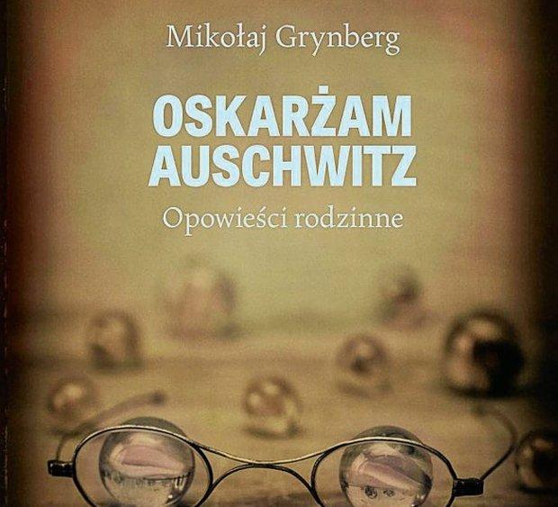 Okładka książki Mikołaja Grynberga