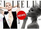 """Stylowa Miley Cyrus w najnowszej sesji dla """"ELLE"""" - wygl�da �wietnie, nie s�dzicie?"""
