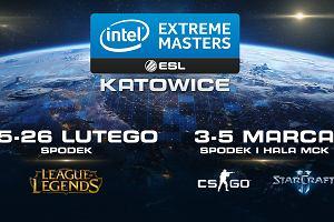 Intel Extreme Masters ponownie w Katowicach. I to przez dwa weekendy