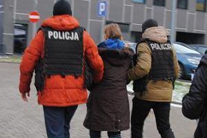 Są zarzuty dla matki 4-letniej Oliwii z Łodzi. Kobieta spodziewa się kolejnego dziecka