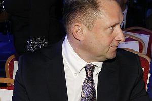 """Kamil Durczok wr�ci� do pracy. Poprowadzi� debat�. To pierwsze publiczne wyj�cie dziennikarza od czasu afery z """"Wprost"""""""