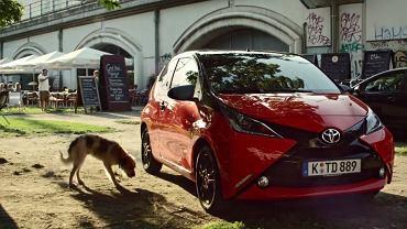 Toyota Aygo - reklama