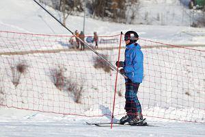 Krótki sezon na Globusie. MOSiR zamknął stok narciarski