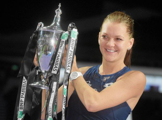 Tenis. Agnieszka Radwa�ska najlepsz� tenisistk� roku?
