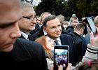 Prezydent Duda nie p�jdzie w marszu z narodowcami, bo jedzie do Bia�ej Podlaskiej