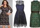 Kobieco: sukienki z koronk�