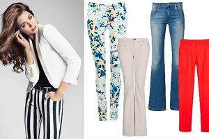 Wiosenne spodnie dla twojej figury: przegl�d i porady