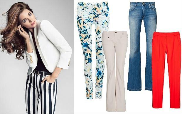 86e52ce984c2b Wiosenne spodnie dla twojej figury: przegląd i porady