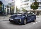 Toyota Mirai - samoch�d nap�dzany wodorem pierwszy raz w Polsce  na Fleet Market 2015