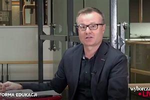 """Jak się odnaleźć w nowej szkole po rewolucji Anny Zalewskiej? Deforma edukacji w """"Temacie dnia"""""""