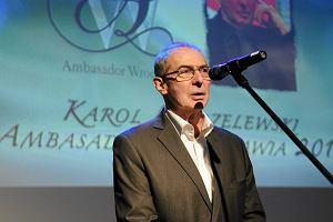 Prof. Karol Modzelewski odebra� nagrod� Ambasadora Wroc�awia