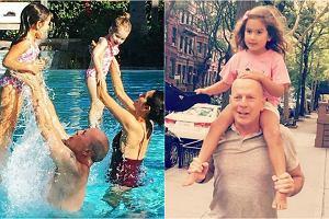Bruce Willis z rodziną