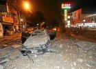 Seria wybuch�w gazu w Tajwanie. 15 zabitych, 228 rannych