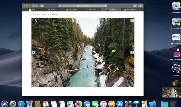 Zrzuty ekranu