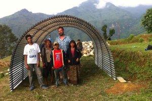 Jaki jest Nepal po trz�sieniu ziemi? Pos�uchaj i zobacz