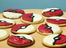 Ciastka Pokeball - zjedz je wszystkie - ugotuj