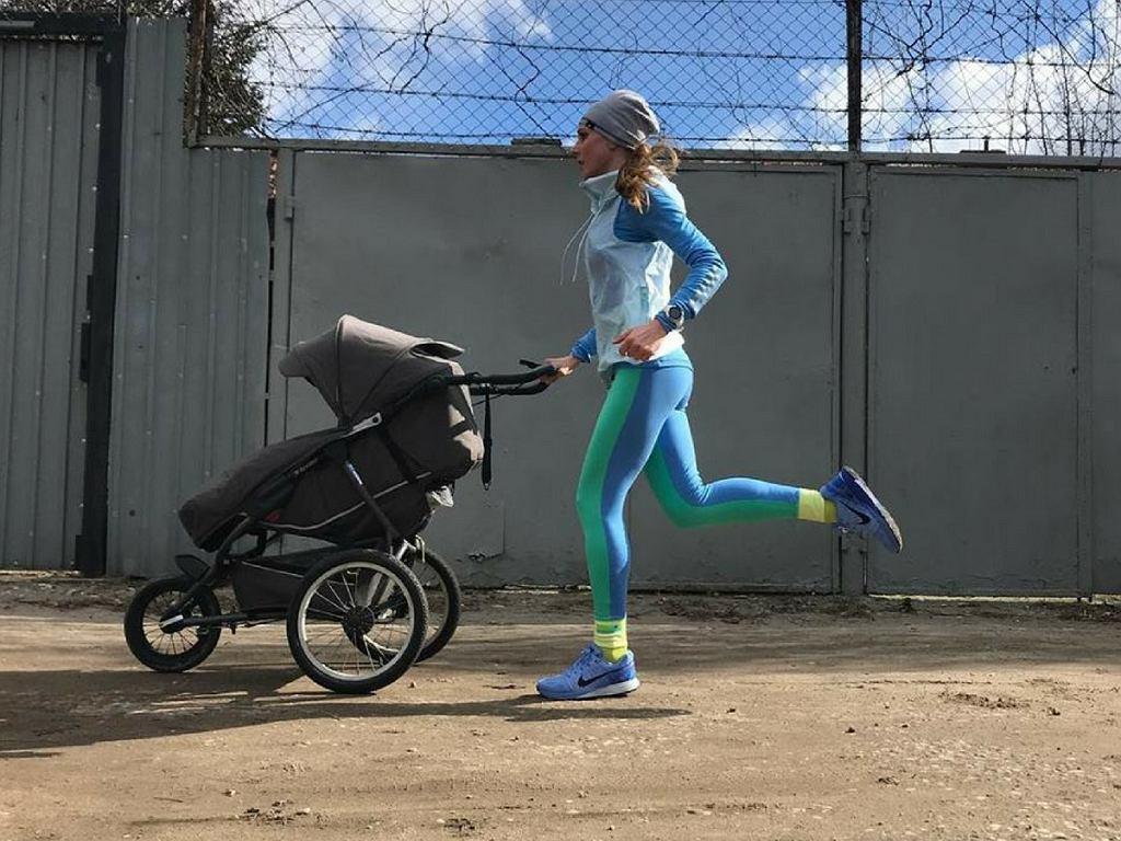 Powrót do biegania po ciąży