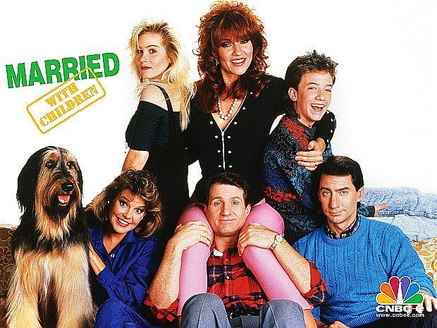 Married... with Children - taki był oryginalny tytuł serialu