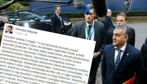 Premier W�gier Viktor Orb�n