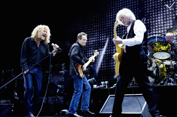 """Znamy wyniki głosowania zorganizowanego przez magazyn """"Classic Rock"""" na najlepszą gitarową solówkę wszech czasów. W rankingu na najwyższym stopniu podium uplasował się Jimmy Page z zespołu Led Zeppelin. Popis gitarzysty możemy usłyszeć w kawałku """"Stairway To Heaven""""."""