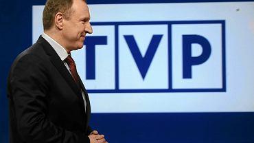 Kurski: Abonament nie jest dla TVP przywilejem. Polacy jako� p�ac� po 50 z� pakiety stacji komercyjnych...