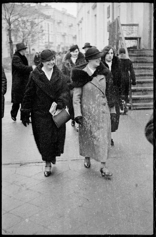 Zdjęcie numer 3 w galerii - Zdarzyło się... 1 listopada 1936 roku. Niepublikowane zdjęcia sprzed 81 lat