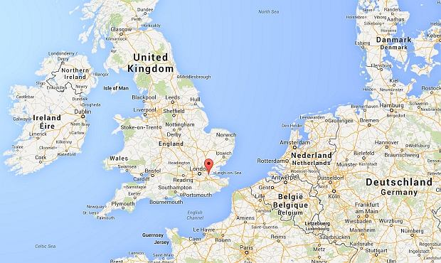 Tilbury to miasto portowe w Wielkiej Brytanii, w hrabstwie Essex