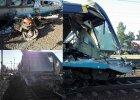 Czechy: pendolino zderzyło się z polską ciężarówką, dwie osoby nie żyją, wielu rannych