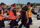 Wypadek pociągu we Francji, dymisja po skandalu w Janowie Podlaskim [ŚRODA W SKRÓCIE]