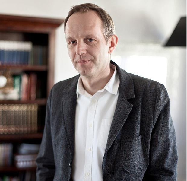 Paweł Chęciński, współwłaściciel agencji Euro Villa