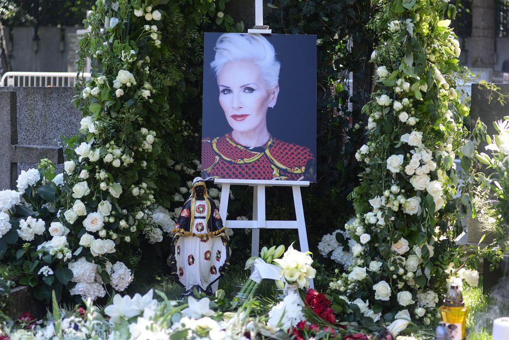 Pogrzeb Kory Jackowskiej