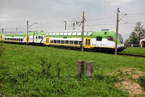 Nie b�dzie szybkiej kolei z Radomia do Warszawy w 2020 r. Op�nienie si�gn�o 10 lat