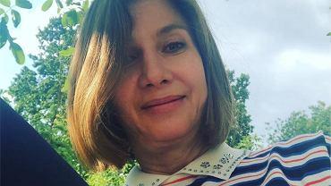 Grażyna Wolszczak w czerwcu 2018 roku